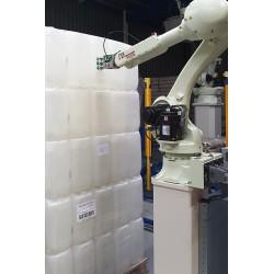 RFA Robotlabeler systeem Kawasaki RS020NFE91