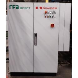 Interfacekast voor Kawasaki robotbesturing