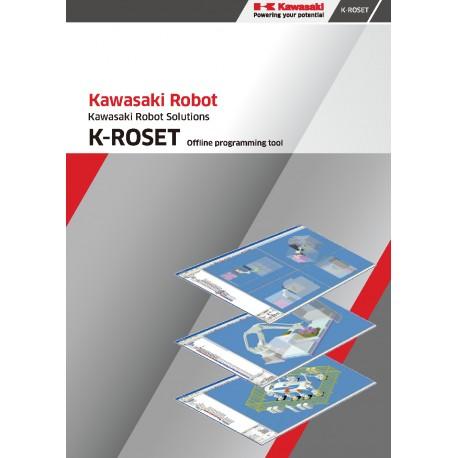 Kawasaki K-Roset off line software