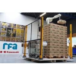 RFA RS020N Robot Palletising System for 1 line